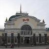 Железнодорожные вокзалы в Поддорье