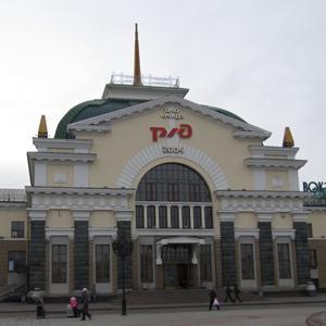 Железнодорожные вокзалы Поддорья